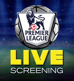 EPL Live Screening