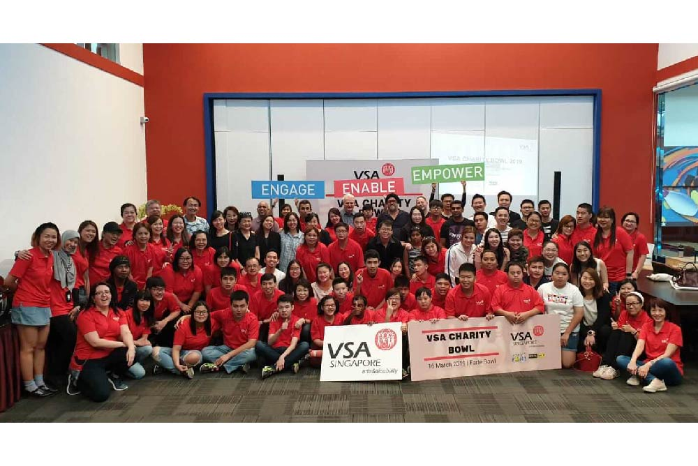 VSA Singapore Charity Bowl & Auction 2019