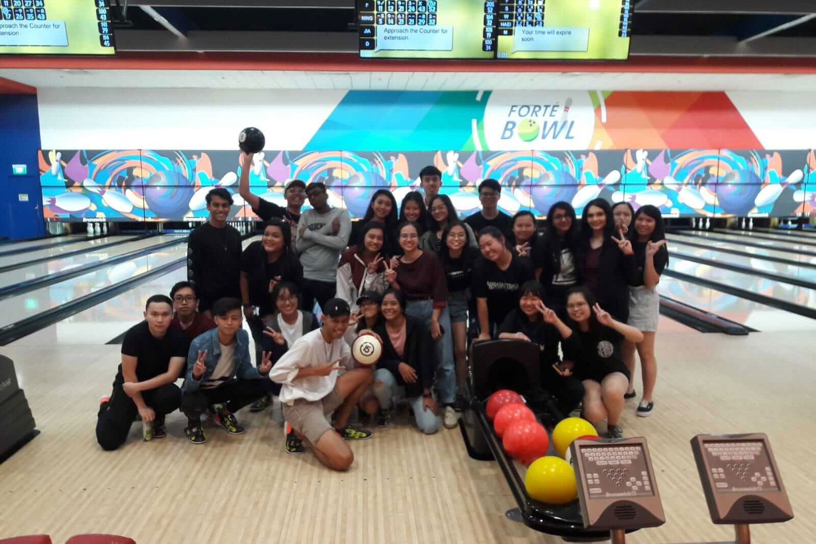 ITE COLLEGE CENTRAL (SCHOOL OF BUSINESS) FUN BOWL