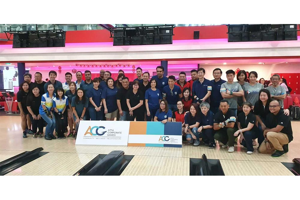 AITIA CORPORATE GAMES (ACG) 2019 Mix Division – Preliminary Round – Group A